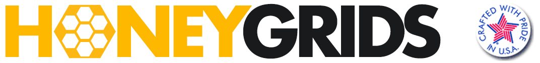 HoneyGrids Logo